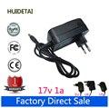 17 V 1A 1000mA Universal AC DC Power Supply Adaptador de Parede Carregador Para Bose SoundLink Falante Sem Fio Bluetooth Móvel