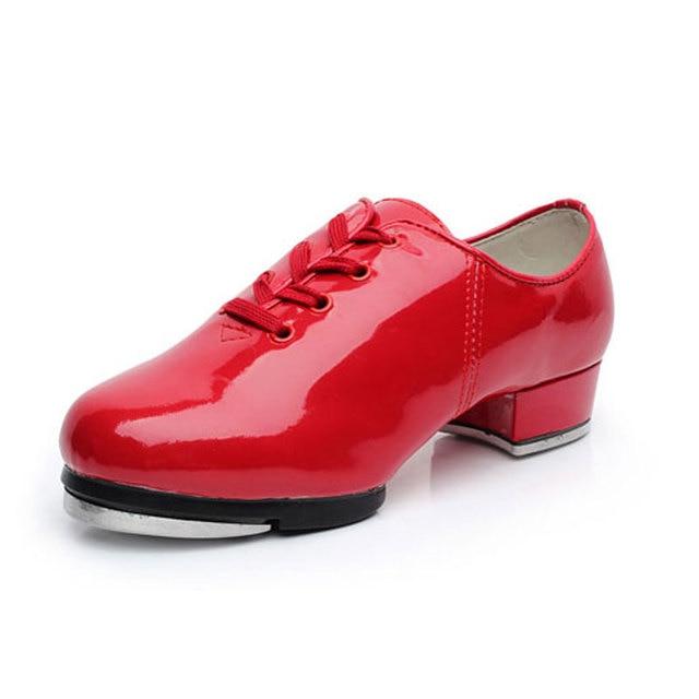 Donna uomo scarpe da tip tap Scarpe Da Ballo bambini Ballano sneakers  outdoor scarpe da ballo d84508d76c32