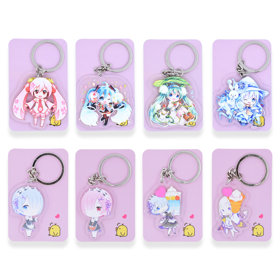 8-styles-font-b-hatsune-b-font-miku-keychain-cute-double-sided-key-chain-custom-made-anime-key-ring-pcb31-90