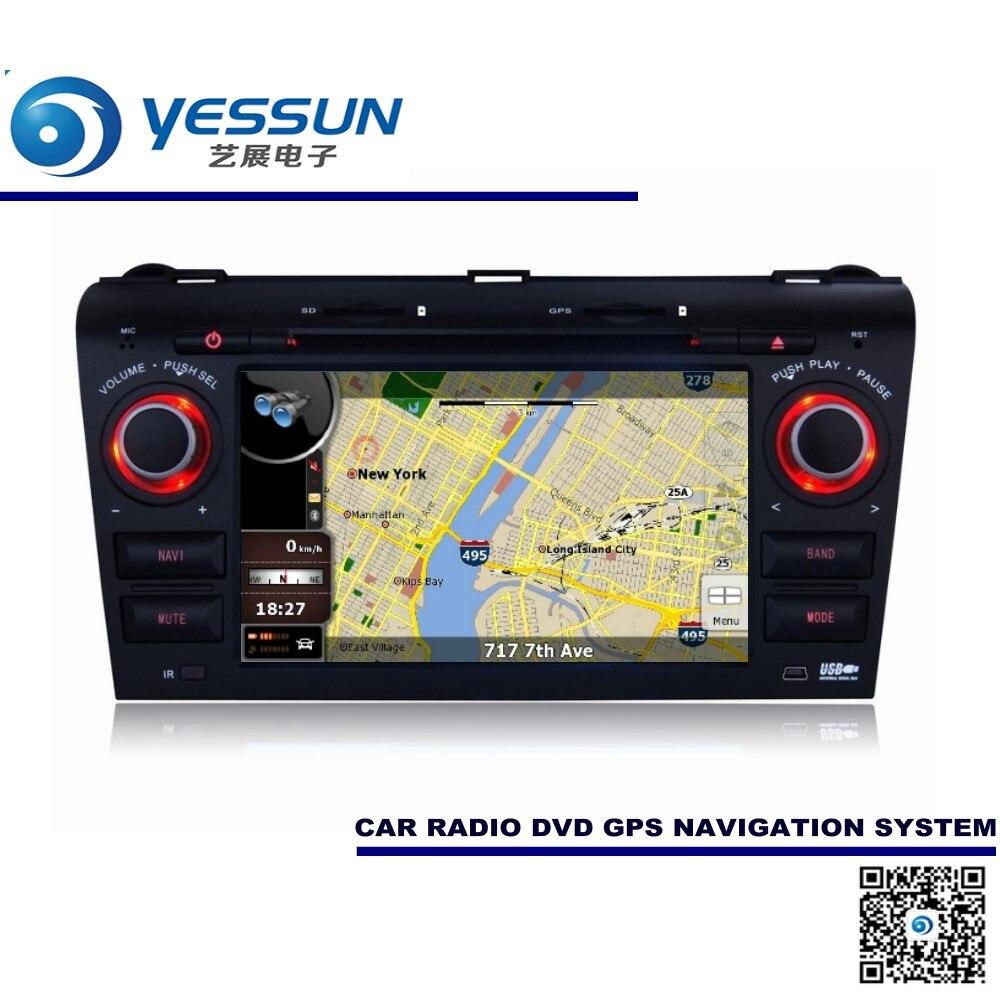 car video system mazda 3