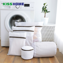 5pc/lot Premium Bra Clothes Wash Bags Laundry Mesh Washing Bag Size Delicates Packet Protects
