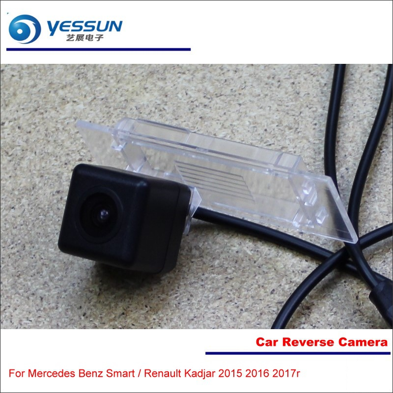 Yessun Car Reverse Camera For Mercedes Benz Smart Renault Kadjar 2015 2016 2017 Rear: Renault Kadjar 2015 2017 Radio Wiring Diagrams At Aslink.org
