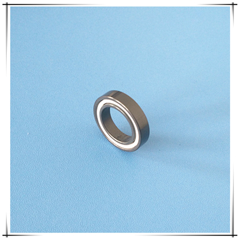 6802 Full Ceramic Ball Bearing 15x24x5 Bearing Si3N4 Silicon Nitride 20mm bearings 6004 full ceramic si3n4 20mmx42mmx12mm full si3n4 ceramic ball bearing