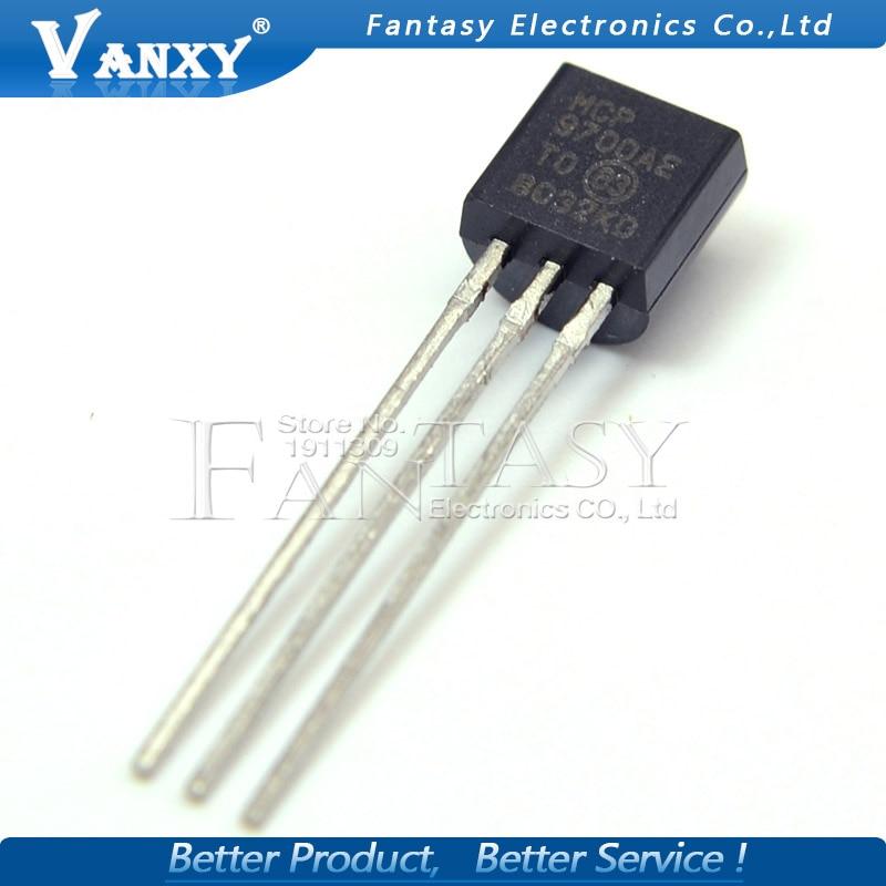 5PCS MCP9700A-E/TO TO-92 MCP9700A-E TO92 MCP9700A MCP9700 9700AE