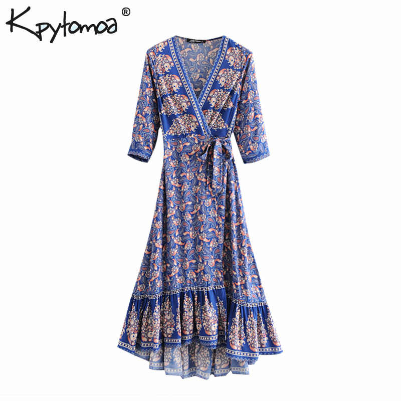 49c2be28c6238 Detail Feedback Questions about Boho Chic Vintage Floral Print ...