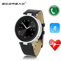 Fashion smart watch sync phone call hear rate monitor pedometer IOS android fully compatible bluetooth smartwatch S365 unique