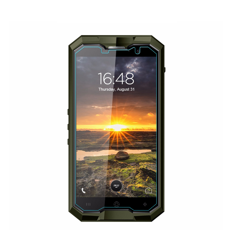 2PCS NEW Screen Protector Mobile Phone For ZOJI Z8  9H Tempered Glass Film Protective Screen Cover