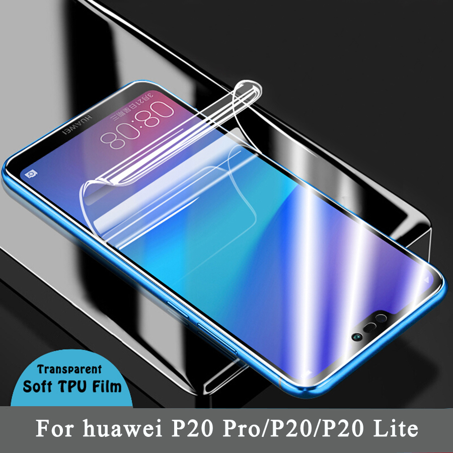 Holsters & Clips Weiyu Clear Soft Tpu Full Cover Screen Protector For Huawei P20 P30 P Smart P10 Plus Mate 20 Pro Honor 9 Lite Note 10 Nova 3i 3 Phone Bags & Cases