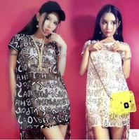 Dj stage costumes for singers sequin dress ds hip hop dance costumes sexy costumes chinese dance costumes jumpsuit dress