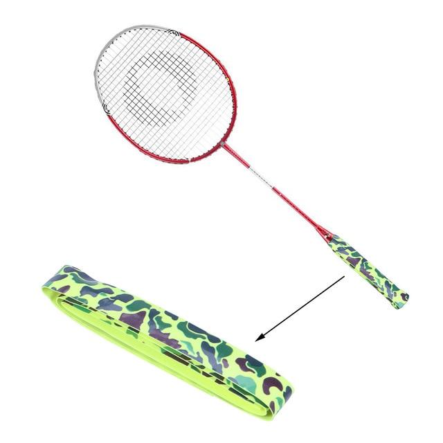 Tennis Badminton Racket Grip Tape Anti Slip Soft Racket Grip Wrap Overgrip Tape For Sports Fishing Pole Jump Rope