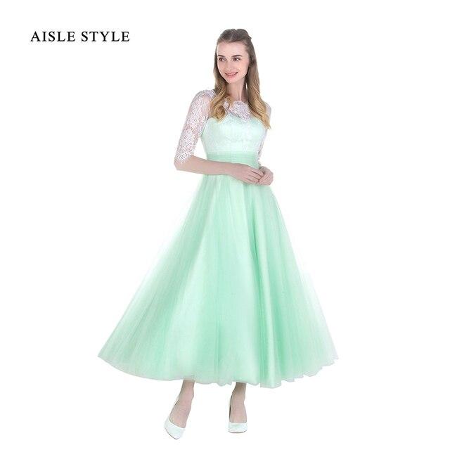 Short Vintage Bridesmaid Dresses