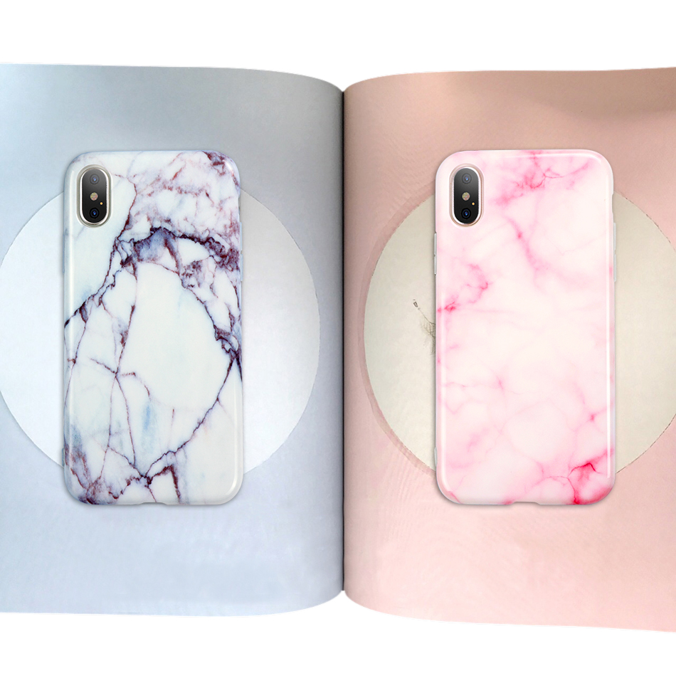 Luxury Marble Cases Soft Imd Tpu Slim Shell Case For Iphone X Cover Cctv Camera Circuit Boardcctv Pcb Amviewing Click Here Stylish Cute 6s 6 7 8 Plus The Cat Phone