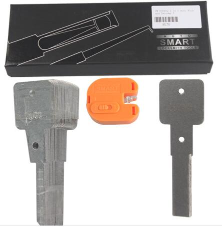 Smart FINDER With Light HU66 SIP22 HON66 TOY40 TOY48 HU92 GT15 HU100 VA2 Same As Lishi 2 In 1 Tool Locksmith Tools
