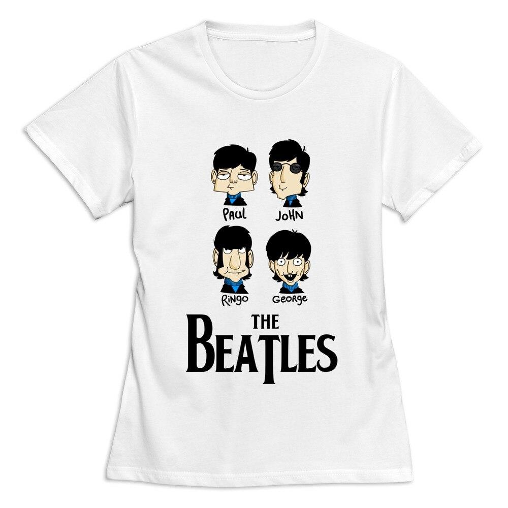 the beatles t shirt women's