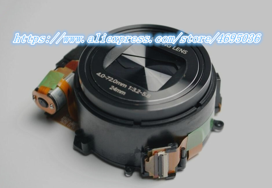 95%NEW Lens Zoom Unit For SAMSUNG WB200F WB200 Digital Camera Replacement Repair Parts