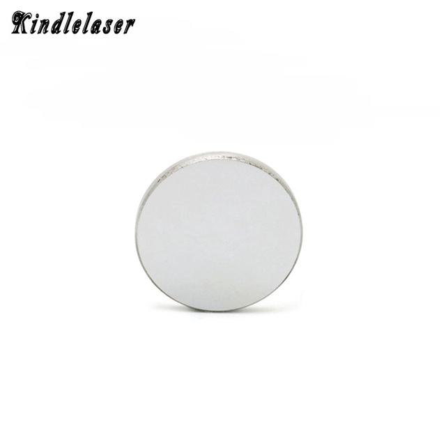 Mo Laser Mirror Lens Diameter 20 25 30 38.1mm molybdenum Reflective Lens For CO2 Cutting Engraving Machine