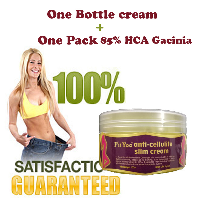 FiiYoo 85% HCA Pure Garcinia cambogia extract slimming cream plus garcinia Cambogia diet supplement weight loss cream все цены