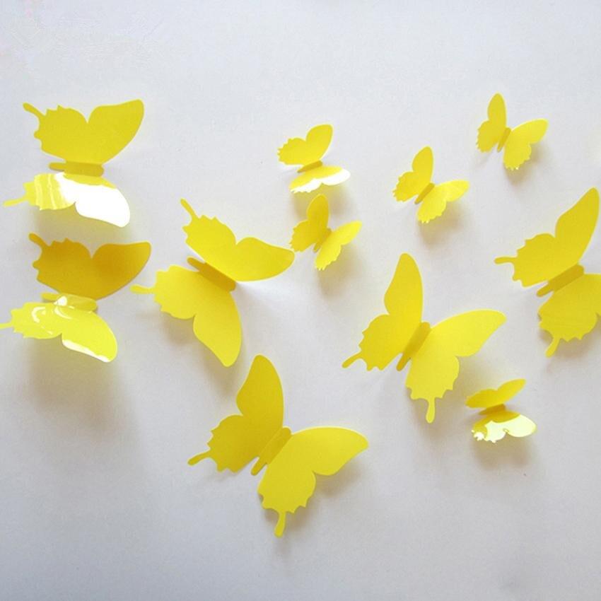 Fine White Butterflies Wall Decor Model - Wall Art Ideas - dochista.info
