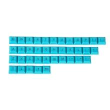 送料無料卸売 YMDK トッププリント DSA 37 キーキーキャップ Keyset 1.4 ミリメートル PBT Mx スイッチメカニカルキーボード