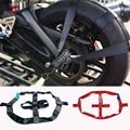 Крепление на заднее колесо для крепления на мотоцикле ремень для крепления ремня безопасный надежный Крепежный ремень на заднее колесо