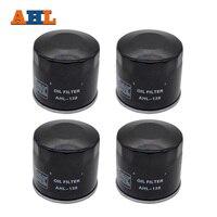 AHL Powersports Cartridge Oil Filter For Suzuki GSF600 GSF1200 Bandit GSX650F GSX1300R GSF1250 DL650 VZ800 VLR1800