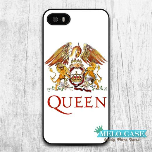 the latest 4da9d c5ba6 US $2.99  Queen Band Quote Case For iPhone 6 6 plus 5 5s 5C 4 iPod 5  Classic High Quality Cover Support For Drop Shipping Wholesale Retail on ...