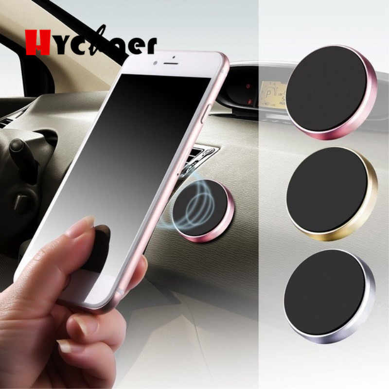 Universal Magnet Wall Sticker For iPhone Magnetic Mobile Phone Holder Car Dashboard Mobile Bracket Cell Phone Mount Holder Stand