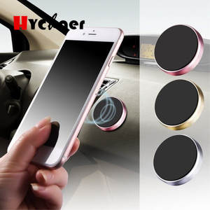 Magnet-Wall-Sticker Stand Dashboard Cell-Phone-Mount-Holder Mobile-Bracket iPhone Universal