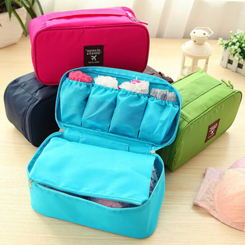 Multifunctional Drawer Organizer Cosmetic Bag Storage Bag For Women Outdoor Travel Make Up Organizers 5 Colors