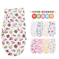 Wholesale! Baby Swaddling, Newborn baby cotton blanket girls boys prints soft swaddling 10pcs/lot e139