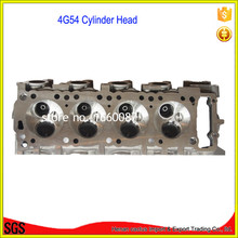 Stock item G54B cylinder head MD311828 AW318788 AMC 910 077 Ffor Miitsubishi pajero