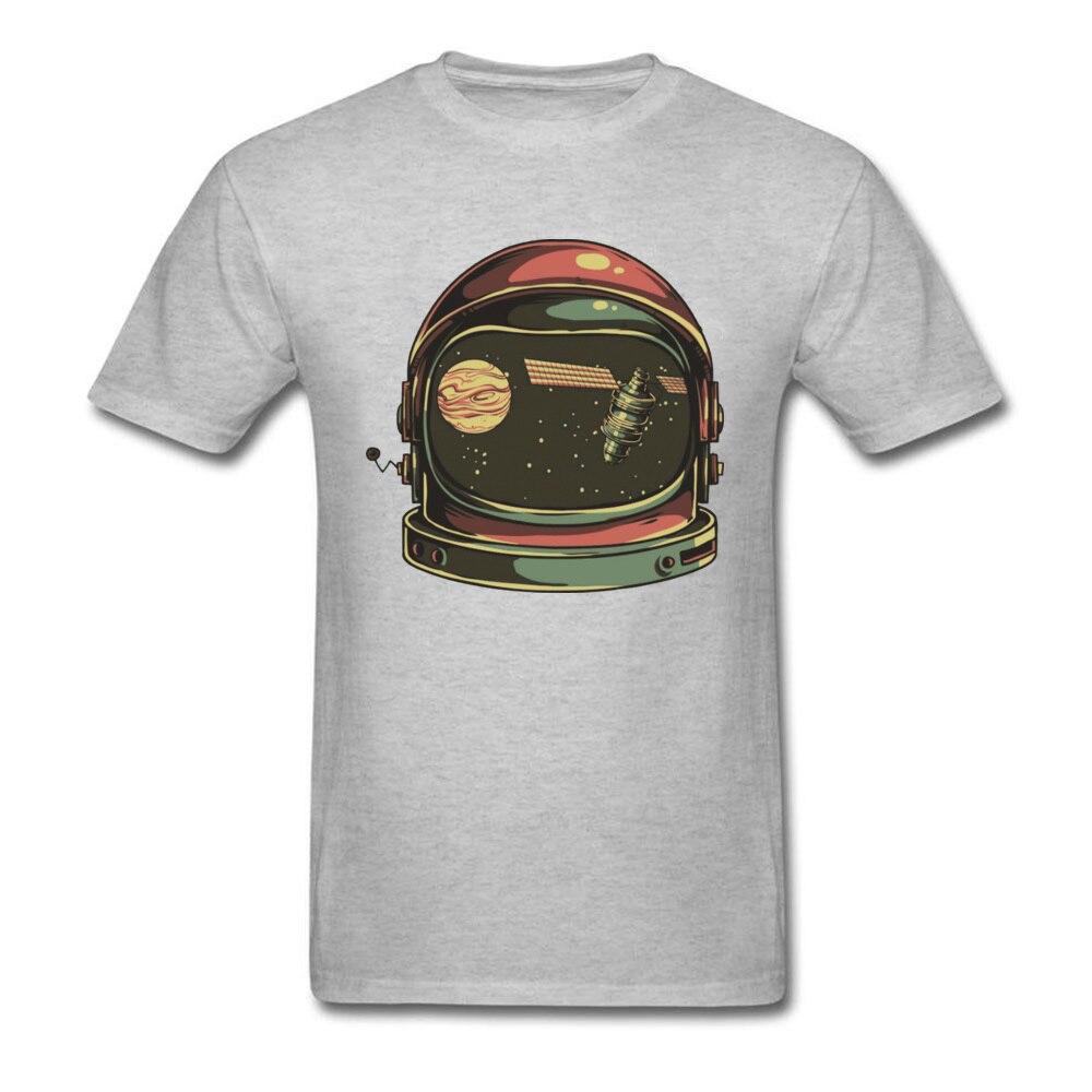 Retro Astronaut Helmet t-shirt - Centaurus Space Shop