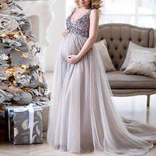 cfa43eb6d21 Buy pregnant gown and get free shipping on AliExpress.com