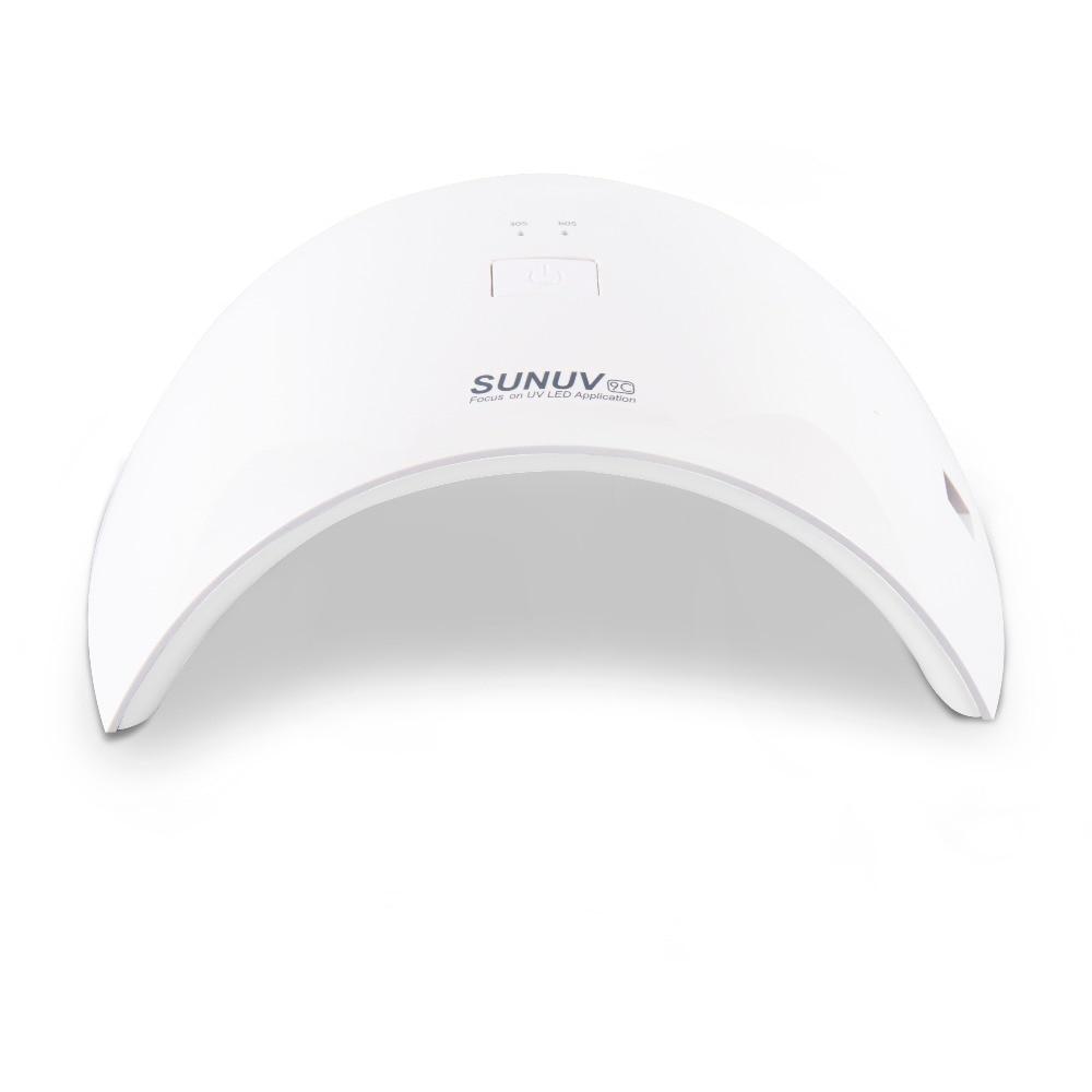 SUN9C UV LED Lamp 24 W UVLED SUN9S Nail Droger Lampen voor Curing UV - Nagel kunst - Foto 4