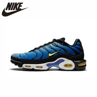 Nike Air Max Plus TN SE Greedy Original New Arrival Men Running Shoes Breathable Outdoor Sports Sneakers #AV7021 001