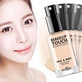 Face Whitening Foundation Makeup Base Liquid Foundation BB Cream Concealer Long lasting Moisturizer Oil-control Maquiagem Y1-5