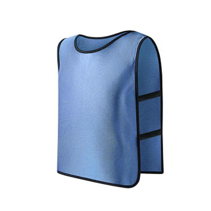Cho Trẻ Em Thể Thao Đồng Đội Bóng Đá Bóng Đá Tập Pinnies Áo Tàu Yếm Áo Vest