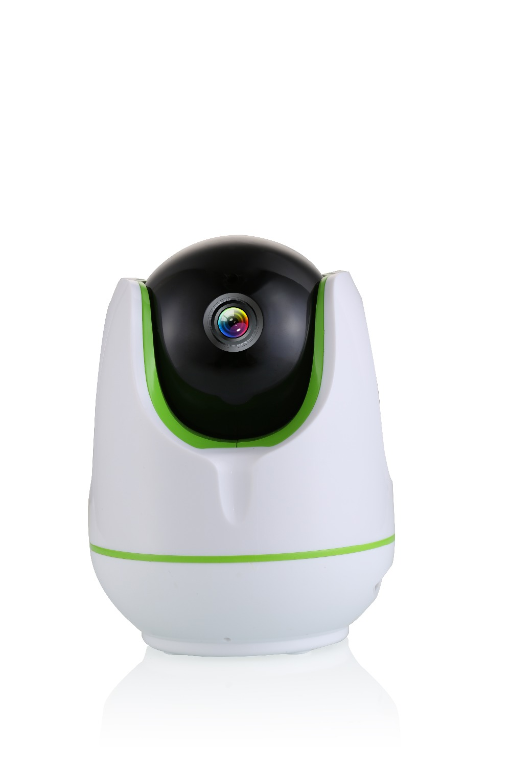 3.6mm lens 1MP 720p Baby monitor camera with pulg &paly