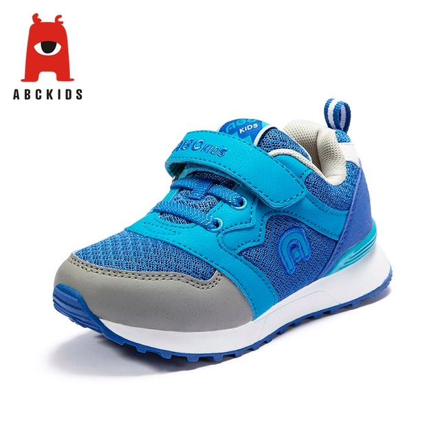 ABC KIDS Children Casual Shoes Fashionable Net Breathable Boy Girl Soft Sole Sports Sneakers