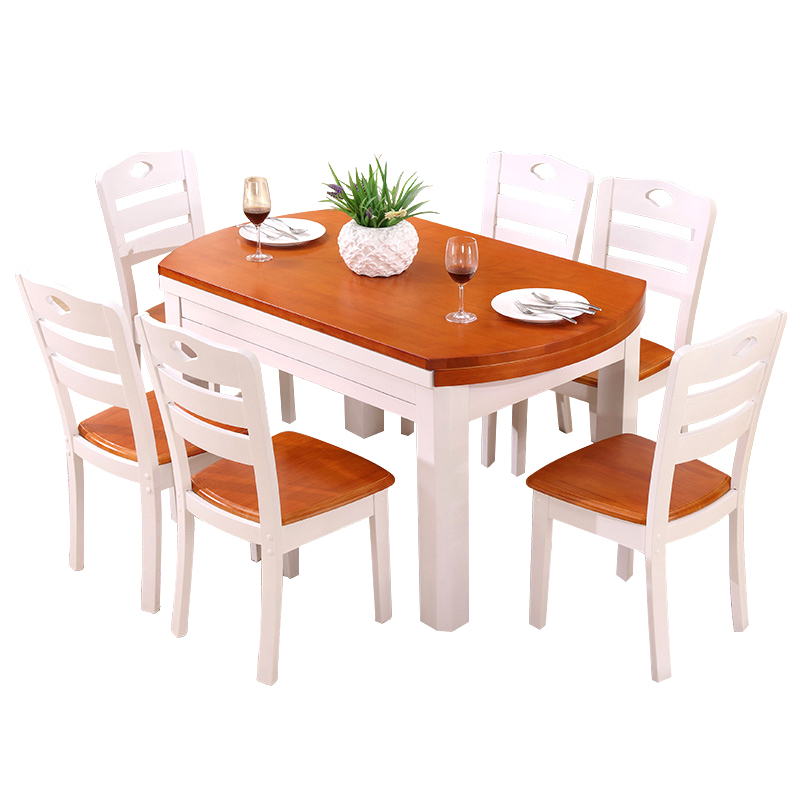 Pliante Yemek Masasi Escrivaninha Meja Makan Sala De Jantar Eettafel Shabby Chic Wooden Tablo Bureau Mesa Comedor Dining Table