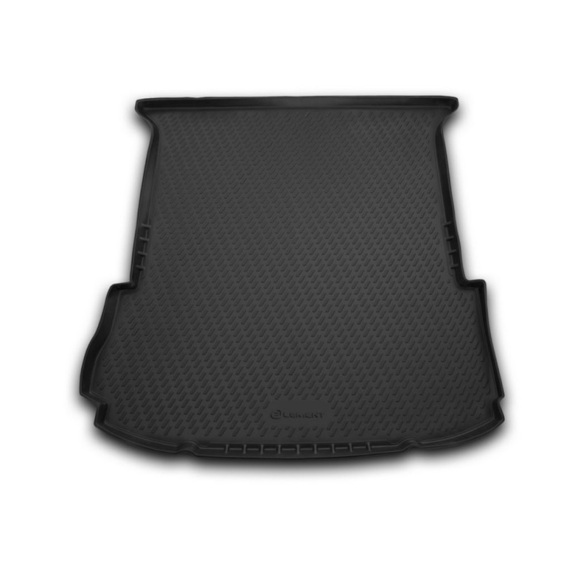 Mat rear trunk lid cover trim For FORD Explorer 2011-2014, 2014-> внед. Lengths. (polyurethane) mat trunk for nissan patrol 2010 внед lengths polyurethane