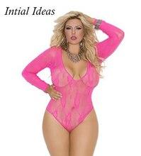 Size Sexy Pajamas Lingerie
