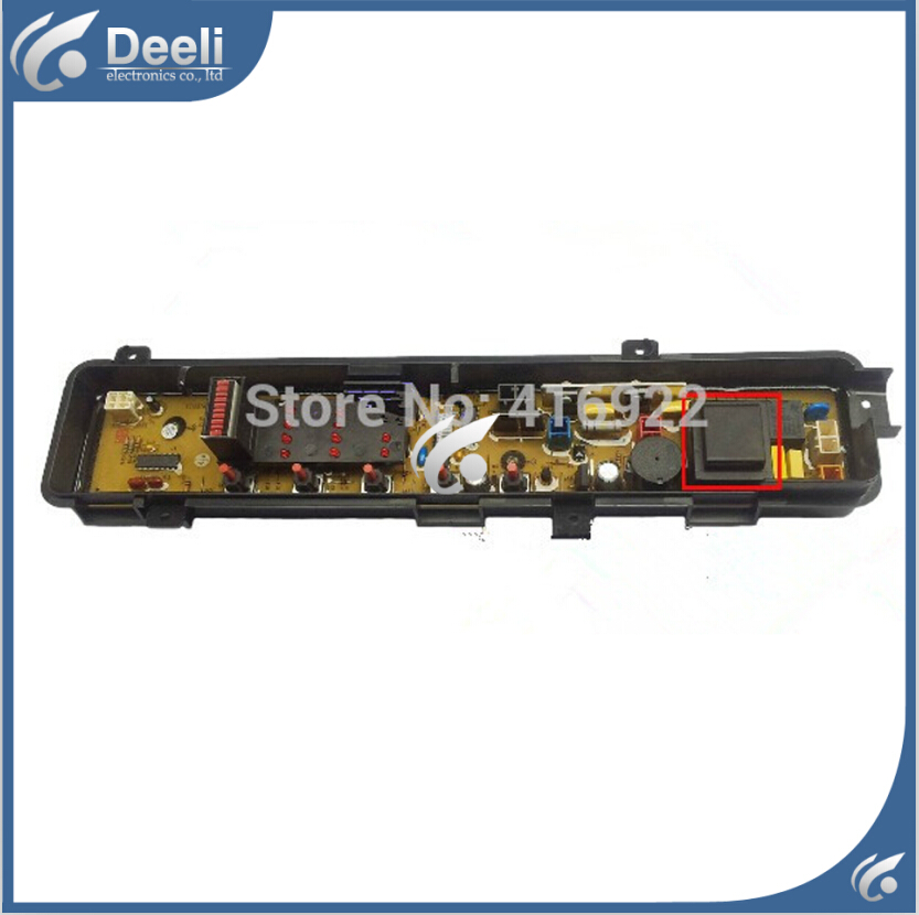 100% tested for washing machine Computer board XQB65-P611U XQB65-K611U 65-P621U motherboard аксессуары для бытовой техники другое sanyo 3 1 59 5 xqb65 5128 xqb65 5138 xqb65 6108