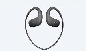 Image 4 - Sony NW WS413 su geçirmez yüzme koşu mp3 müzik çalar kulaklık entegre aksesuarları su geçirmez SONY WS413 Walkman