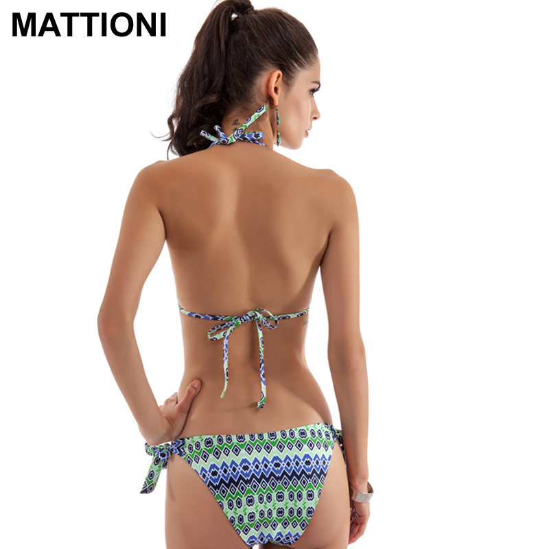 MATTIONI Summer Sexy Brazilian Bikinis Two-Piece Swimsuit Women Swimwear Push Up Bikini Set Top Beach Bathing Suits Swim Wear 15