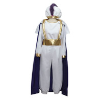 Aladdin Lamp Prince Aladdin Costume For Adult Man Halloween Party Movie Cosplay Costume Custom Made Any Size