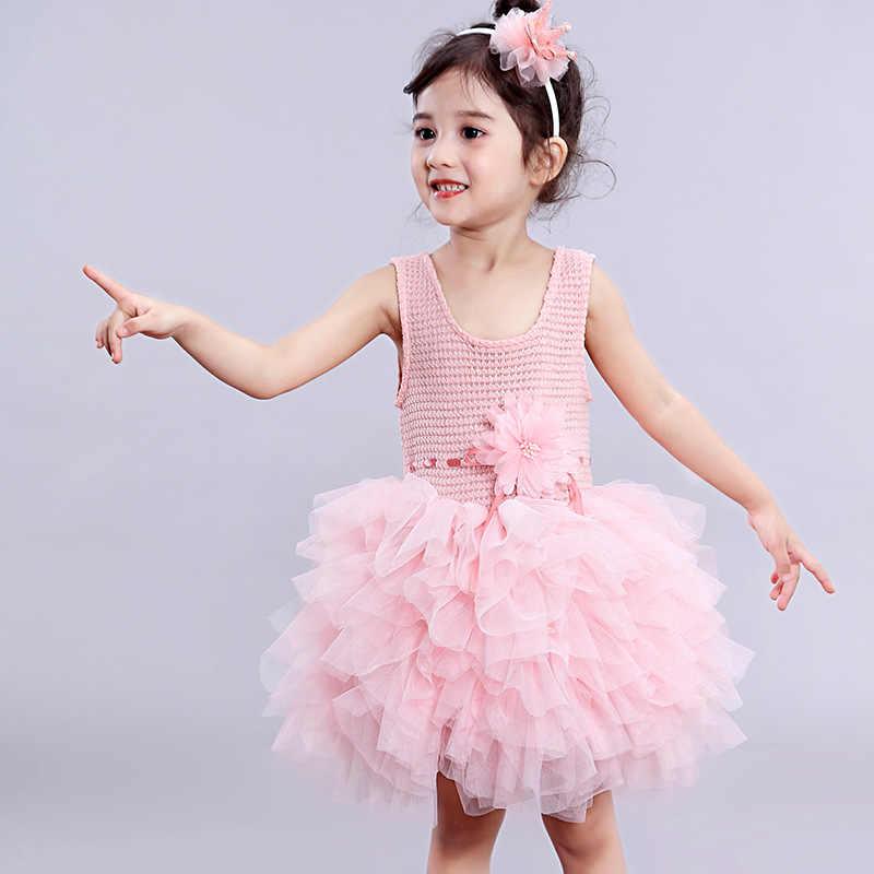 100% algodón bebé eventos fiesta tutú tul infantil bautizo vestidos niños princesa vestidos para niñas niño vestido de noche 0-5y