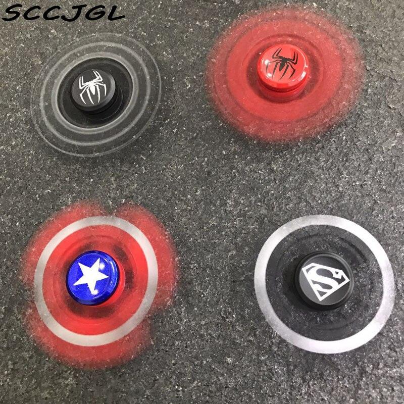 New 2017 The Avengers Fid Spinner Spinner Crab Finger Spinners
