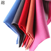 Free Shipping 2016 Australian Wool Scarf Women Autumn Winter Fashion Contrast Color Over Length Lady Shawl