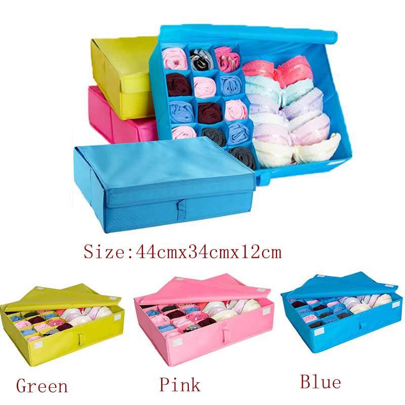 LASPERAL Cloth Storage Boxes 4